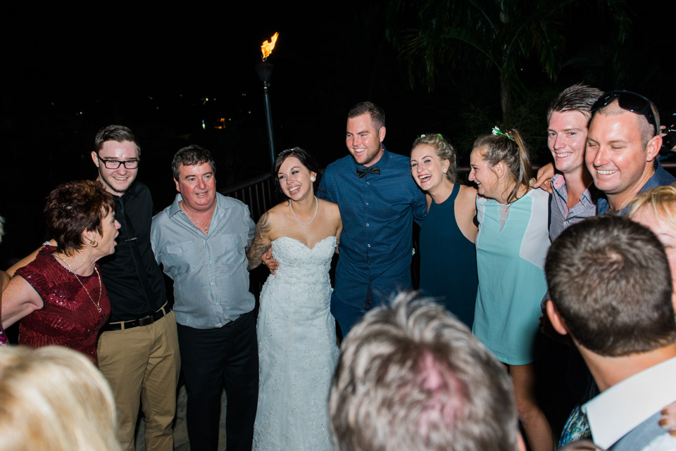 Father daughter wedding dance, airlie beach wedding