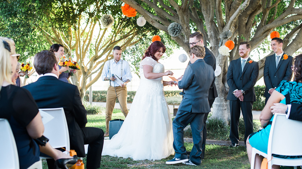 Brisbane wedding photographer, Lionheart Photography