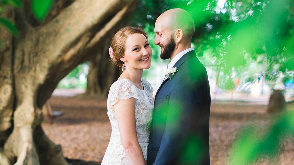 Wirreanda Park Wedding Photos