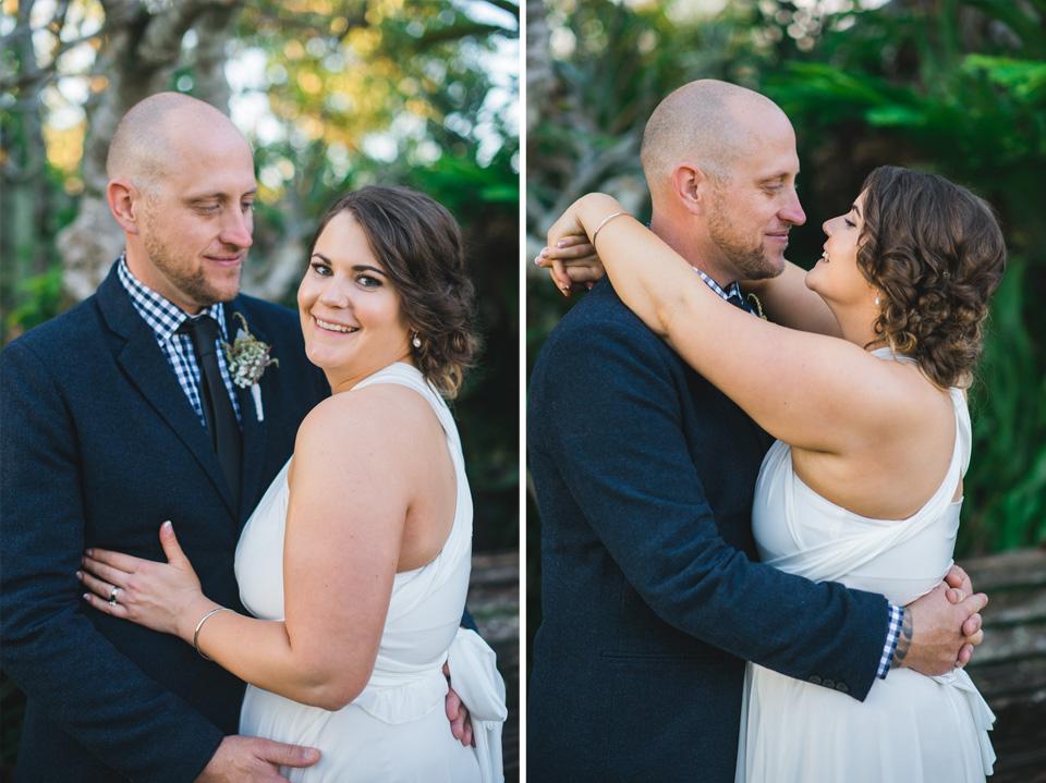 Georgia & Jamie getting married at Flaxton Gardens.