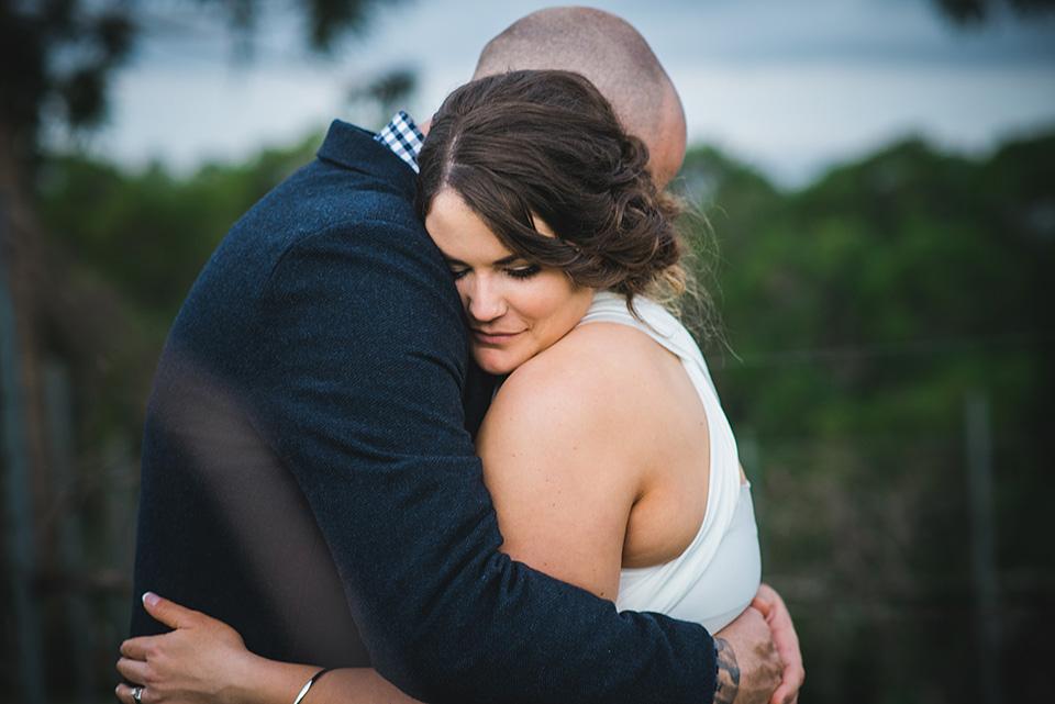 Georgie and Jamie's wedding at Flaxton Gardens