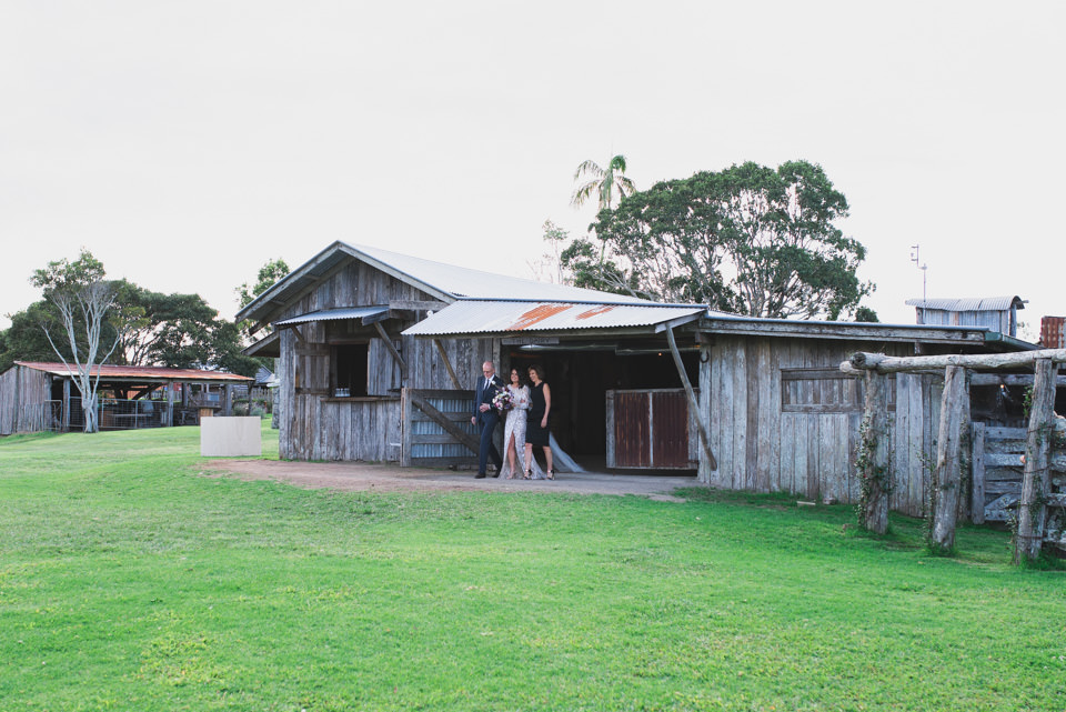 Yandina Station wedding photos