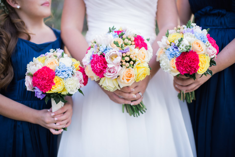 wedding flowers and bouquets by Twig & Blossom