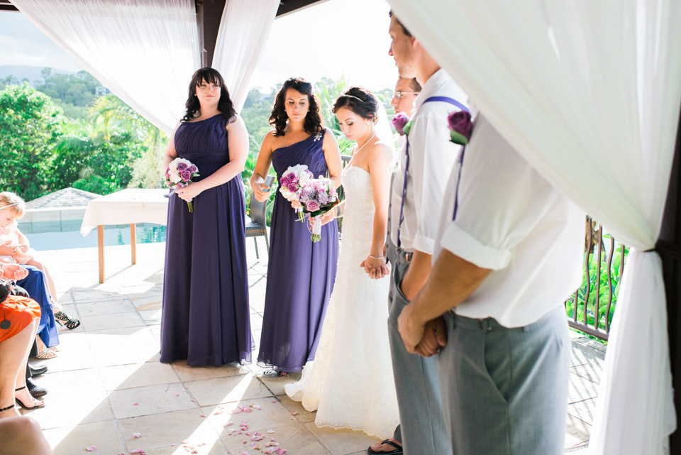 Wedding photographer in Airlie Beach