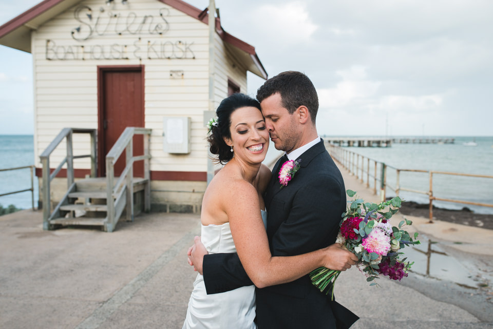Milli & Paul's Bellarine Peninsula Wedding Photos