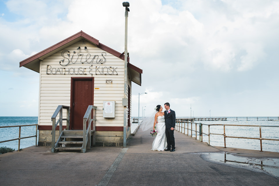 Photo by Glen, Bellarine Peninsula Wedding Photographer