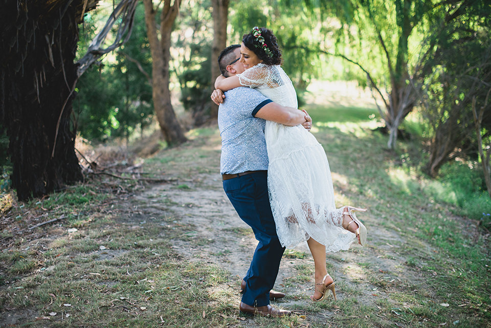 Inglewood Estate wedding photos of Carla & Daniel.