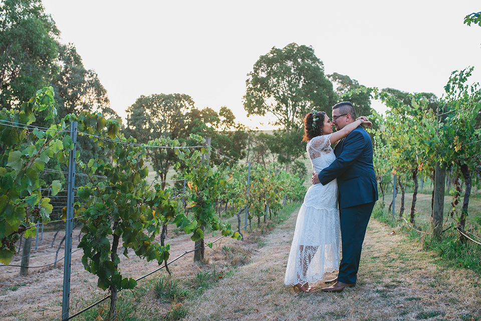 Inglewood Estate wedding photos, Carla & Daniel, by Lionheart Photography.